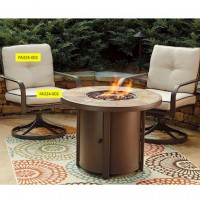 Predmore Beige/Brown Seat Cushion