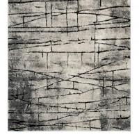 Casten Black/Tan Large Rug