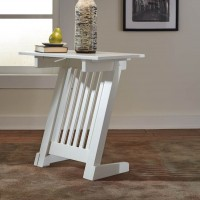 Braunner Multi Chair Side End Table