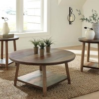 Raebecki Multi Occasional Table Set (Includes 3)