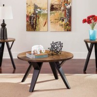 Ingel Two Occasional Table Set (Includes 3)