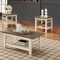 Bardilyn Two Occasional Table Set (Includes 3)