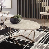 Tarica Two Occasional Table Set (Includes 3)