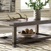 Danell Ridge Brown Accent Table Set