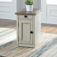 Bolanburg Two Chair Side End Table