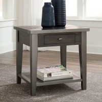 Branbury Two Rectangular End Table