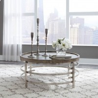 Zinelli Gray Accent Table Set