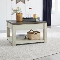 Bolanburg Brown/White Accent Table Set