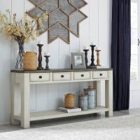 Bolanburg Brown/White Sofa Table