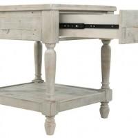 Shawnalore Whitewash Accent Table Set