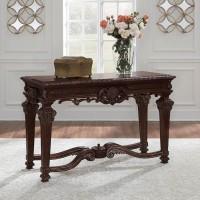 Brynhurst Reddish Brown Sofa Table