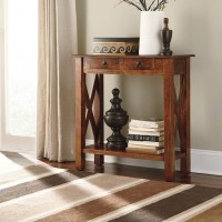 Abbonto Warm Brown Living Room Group