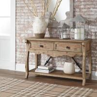Dazzelton Light Brown Sofa Table