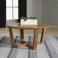 Kinnshee Brown Accent Table Set