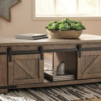 Aldwin Gray Accent Table Set