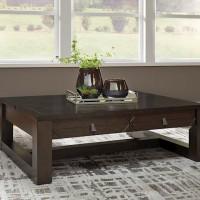 Tariland Dark Grayish Brown Accent Table Set