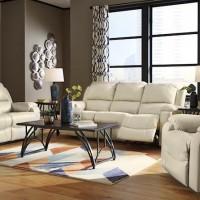 Rackingburg Vanilla Living Room Group