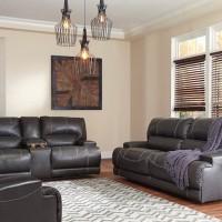 McCaskill Gray Living Room Group
