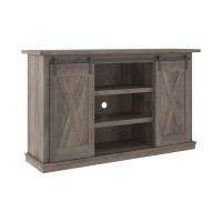 Arlenbry Gray Medium TV Stand