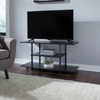 Cooperson Black TV Stand