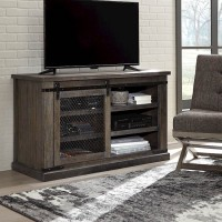 Danell Ridge Brown Medium TV Stand
