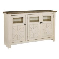 Bolanburg Two Large TV Stand