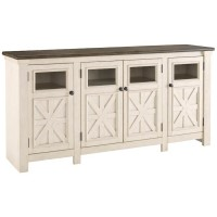 Bolanburg Two Extra Large TV Stand