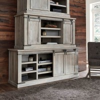 Carynhurst Whitewash Entertainment Unit