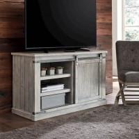 Carynhurst Whitewash Medium TV Stand