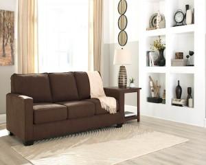 Zeb Espresso Living Room Group