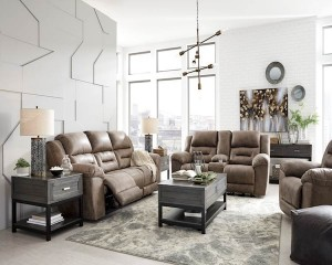 Stoneland Fossil Living Room Group