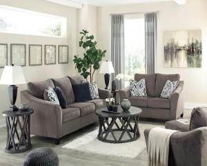 Nemoli Slate Living Room Group