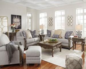 Sylewood Slate Living Room Group