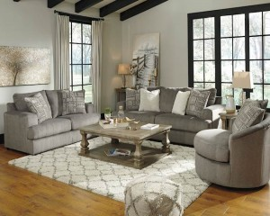 Soletren Ash Living Room Group