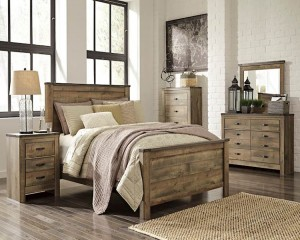 Trinell Brown Bedroom Set