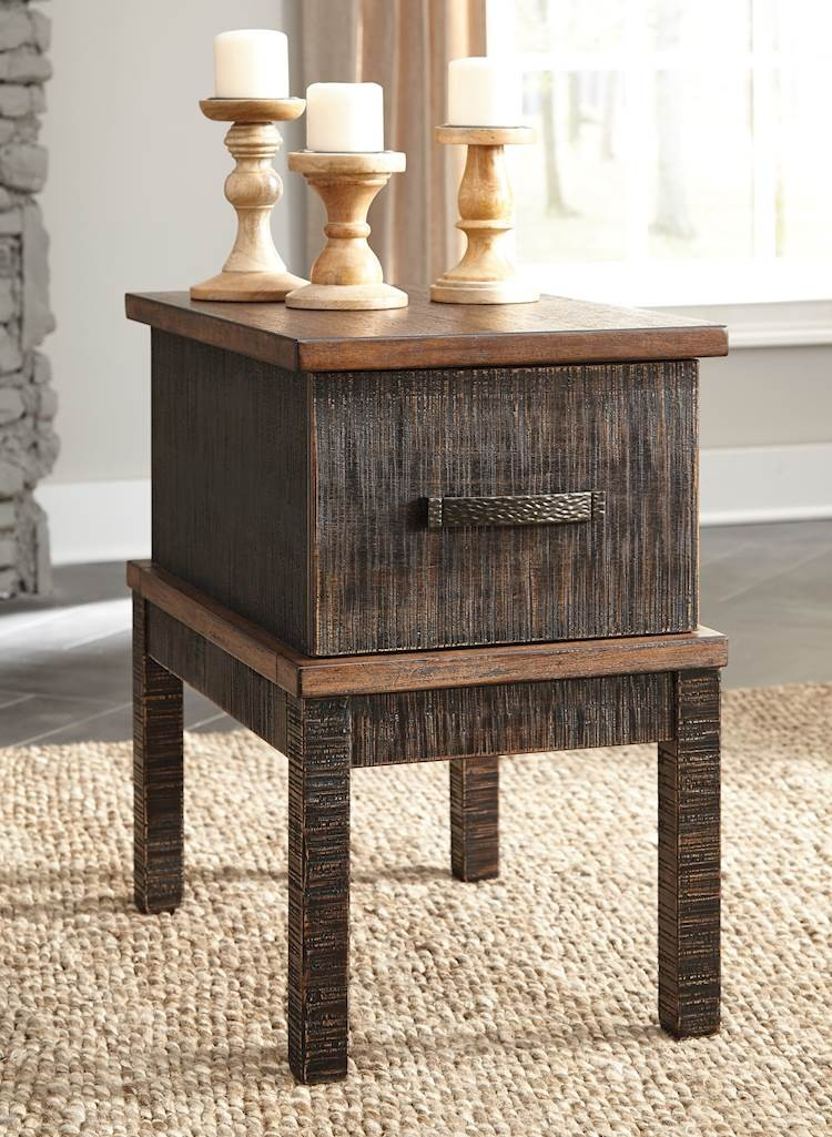 Stanah Two Chair Side End Table Speedyfurniture Com