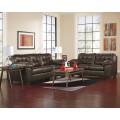 Alliston Chocolate Living Room Group