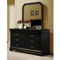 Louis Philippe Collection Bedroom Set