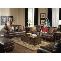 Axiom Walnut Living Room Group