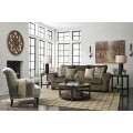 Nesso Walnut Living Room Group