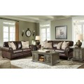 Roleson Walnut Living Room Group