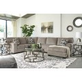 Ballinasloe Platinum Sectional Living Room Group