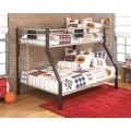 Dinsmore Black/Gray Bedroom Set