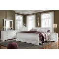 Anarasia White Bedroom Set
