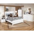 Bostwick Shoals White Bedroom Set