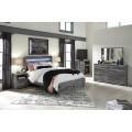 Baystorm Gray Bedroom Set
