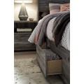 Baystorm Gray Under Bed Storage