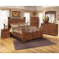 Timberline Warm Brown Bedroom Set