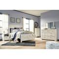 Bellaby Whitewash Bedroom Set