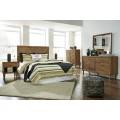 Broshtan Light Brown Bedroom Set